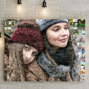 Mozaikfotó, mozaikkép
